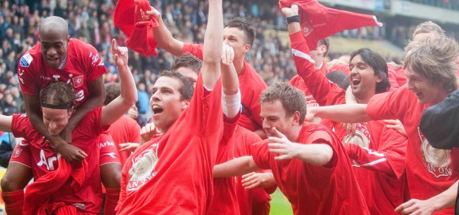 Wisgerhof: 'Voor FC Twente is het nu zaak rustig te blijven'