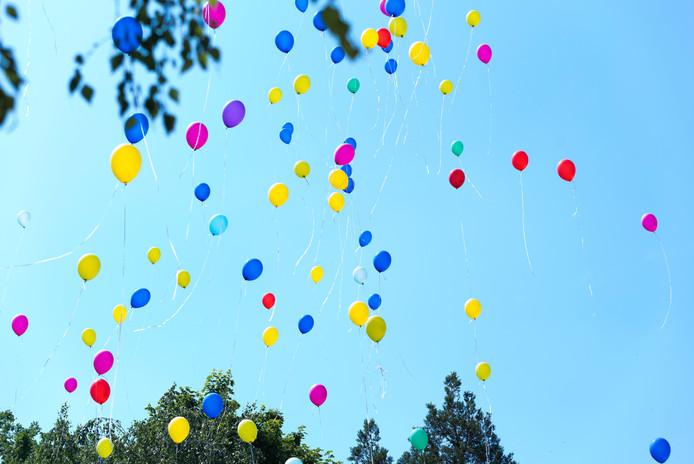 Twente loopt achter met verbod op ballonnen