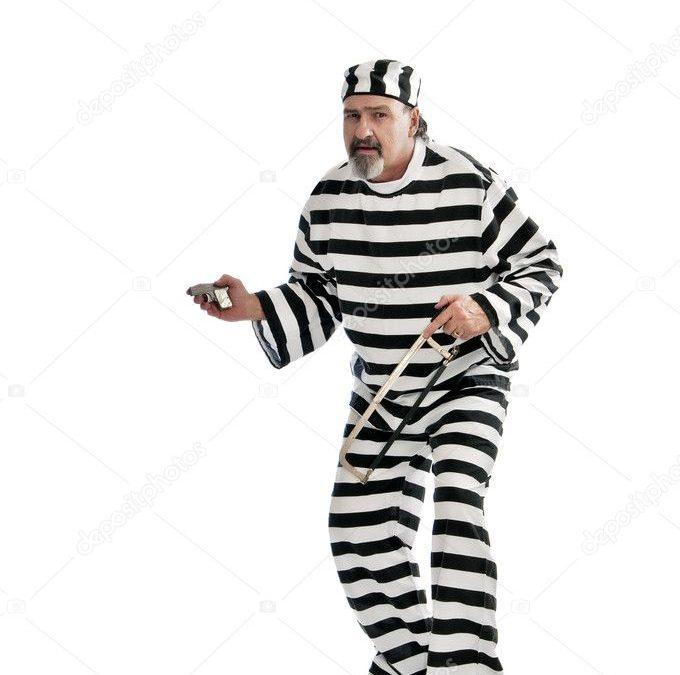 Ontsnapte gevangene Vught