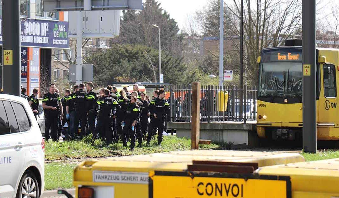 Aanslag in Utrecht