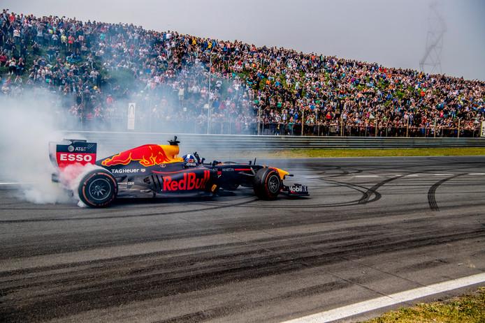 Formule l definitief terug naar Nederland mei 2020