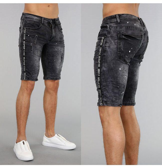 De korte broek kan weer aan!!