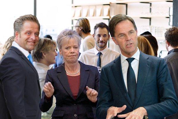 Niet veel nieuws Rutte & co